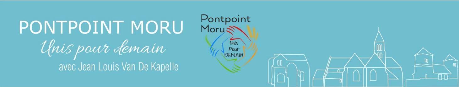 PONTPOINT MORU unis pour demain